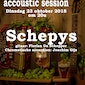 Beer&music accoustic sessions: Schepys