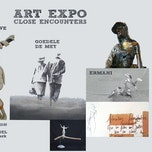 Close Encounters - Art Expo