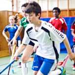 Zomerkamp: Floorball