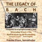 The Legacy of Bach