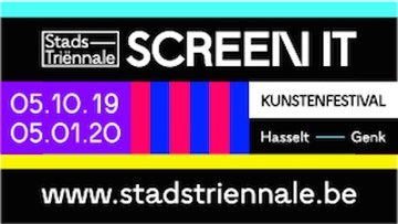 Stadstriënnale SCREEN IT - Hasselt/Genk