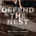 Play offs - BBC SKW vs Namen