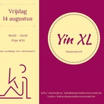 Yin Yoga XL