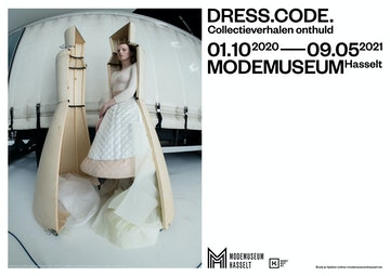 Expo DRESS.CODE. Collectieverhalen onthuld