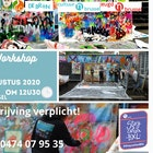 Free Street Art: Graffiti Workshop/ Familiedag