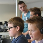 CoderDojo Genk - April