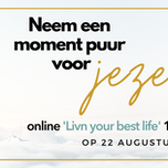 Online 'Livn your best life' retreat