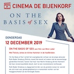 cinema de Bijenkorf: On the basis of sex