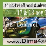 4° DIMA4x4 beurs off-road & adventure