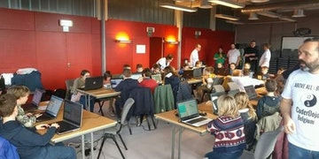 Workshop programmeren: 'CoderDojo'