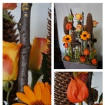 Workshop Bloemschikken: Oranjegloed
