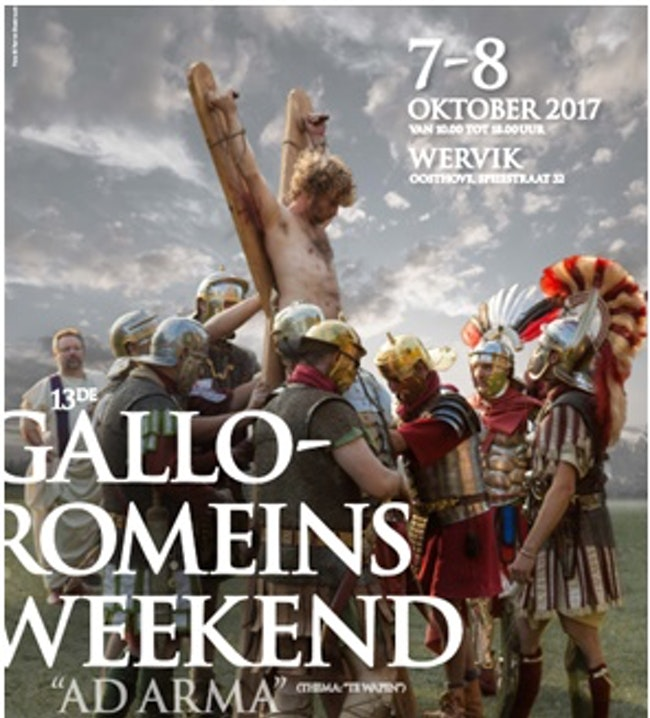 Gallo-Romeins Weekend