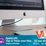 Applecafé, Tips & Tricks voor Mac - Gratis Workshop
