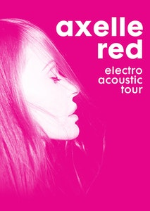 Axelle Red - Electro Acoustic Tour