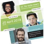 Comedy Parade met Soe Nsuki, Jens Dendoncker en Thomas Smith
