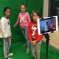 Workshop 'green screen' in de bib