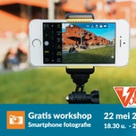Smartphone fotografie - Gratis Workshop