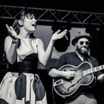 Little Kim & The Alley Apple 3 - Fifties swing and country blues