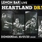 Lemon Bar Live : Heartland Drive