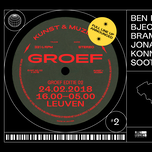 GROEF // VISUAL & MUSICAL ARTS