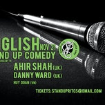 English Comedy At RITCS Café: Ahir Shah
