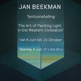 Tentoonstelling : The art  of painting  light in the  Western  Civilization