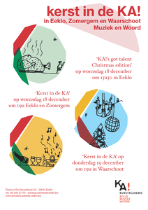 Kerst in de KA! - KA!'s got talent