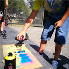KIDS: Streetart Workshop I - Staycation Elzenhof