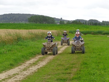 paintball - quad - adventure sportkamp