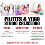 Pilates & yoga studio Crescendo Bree