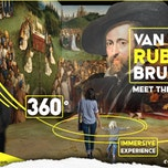 MEET THE MASTERS: van Eyck, Bruegel, Rubens