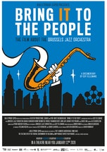 Filmhuis: Bring It To The People - the film about the Brussels Jazz Orchestra