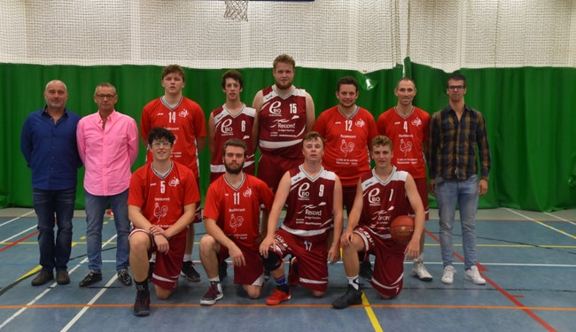 Basket Poperinge HSE Three - Kortrijk Spurs HSE G