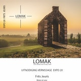 LOMAK EXPO 20 | FRITS JEURIS - 'More or Less'