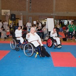 g-karate training Sint-Gerardus