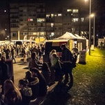 Wintertijd in Leuven | Foodtruck Fiesta