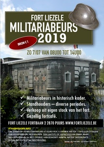 Militaria Beurs Fort Liezele