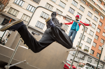 Parkour & Tricking (10-15 jaar) CANCELLED