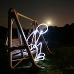 2x workshop beeld / Kristof Devos en Light Graffiti (8 tot 10 jaar en 10 tot 12 jaar)