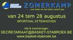 Zomerkamp Basket Stabroek
