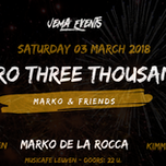 Retro Three Thousand: Marko and friends