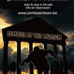 Zombies at the museum - stadsspel