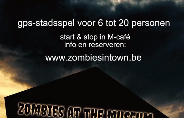 Zombies in town!