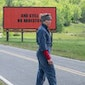 THREE BILLBOARDS OUTSIDE EBBING,  MISSOURI - regie Martin McDonagh
