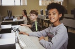 Leer programmeren met CodeFever in Mechelen - CodeKraks Level 1 (10-12 jaar)