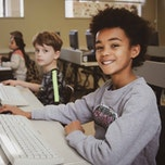 Leer programmeren met CodeFever in Brasschaat - CodeKraks Level 1 (10-12 jaar)