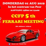 Classic Cars Friends Peer: CCFP 5ft Ferrari Meeting