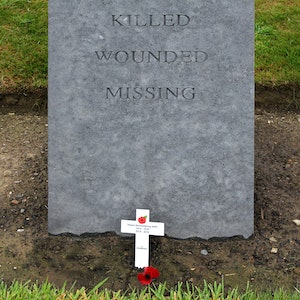 'Killed - Wounded - Missing'
